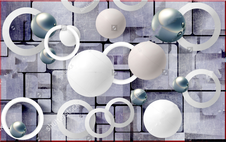 3Д шары