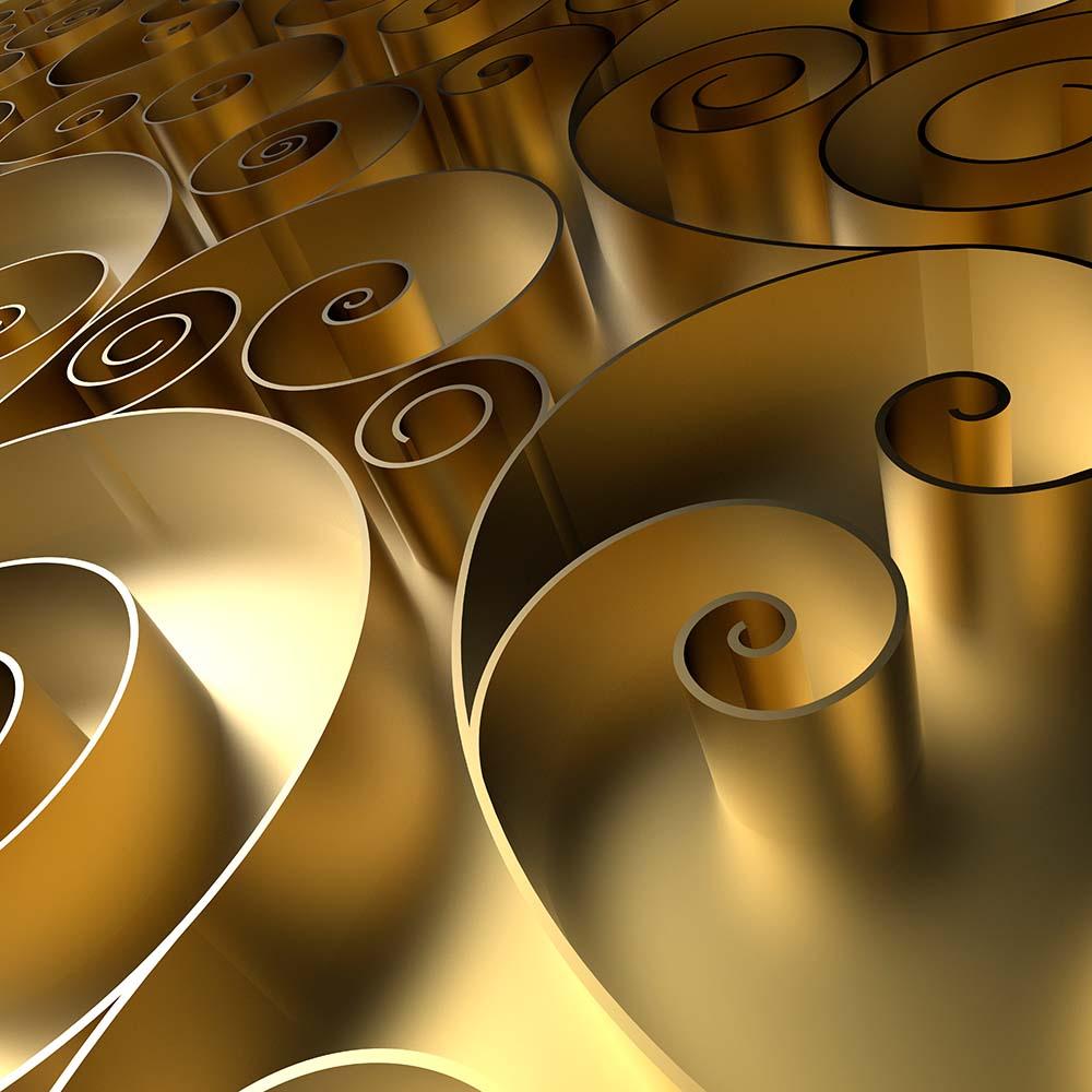 Золотые вензеля