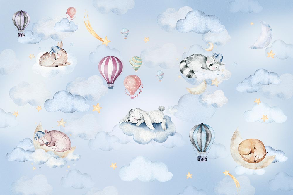 Сонные облака