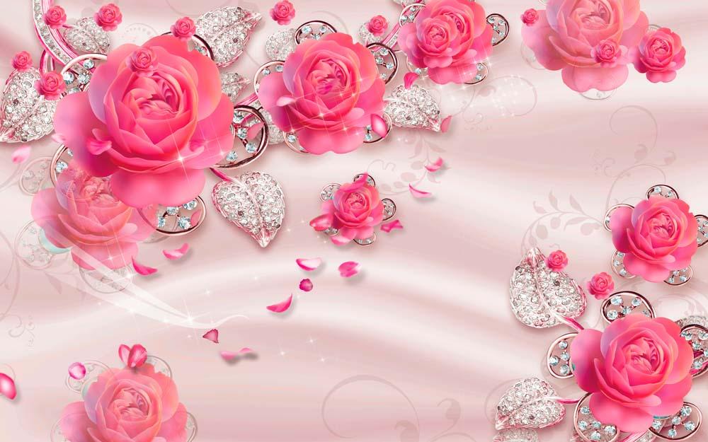 Розы и кристаллы
