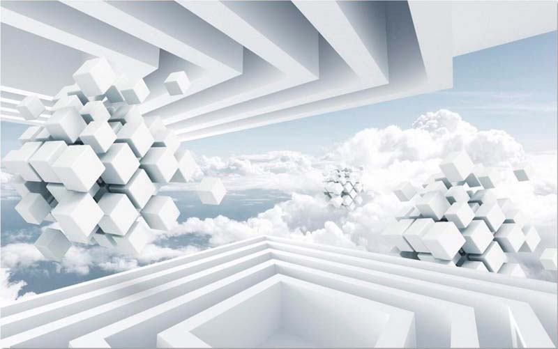 Фигуры в небе