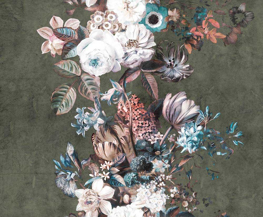 Абстракция цветов