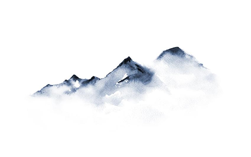 Дизайнерские горы