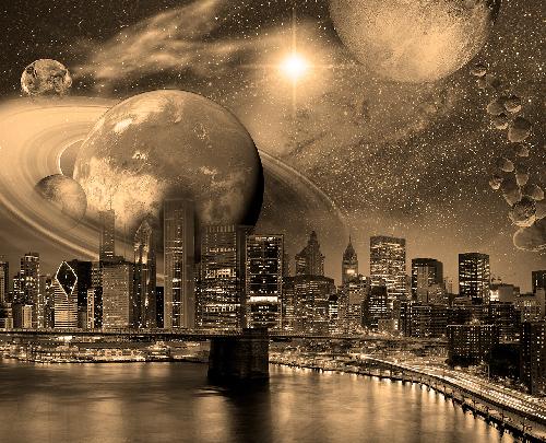 Город тысячи планет