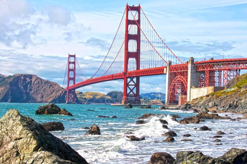 Золотые Ворота мост