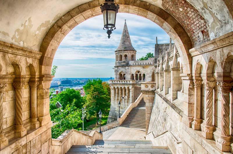 Замок Будапешта