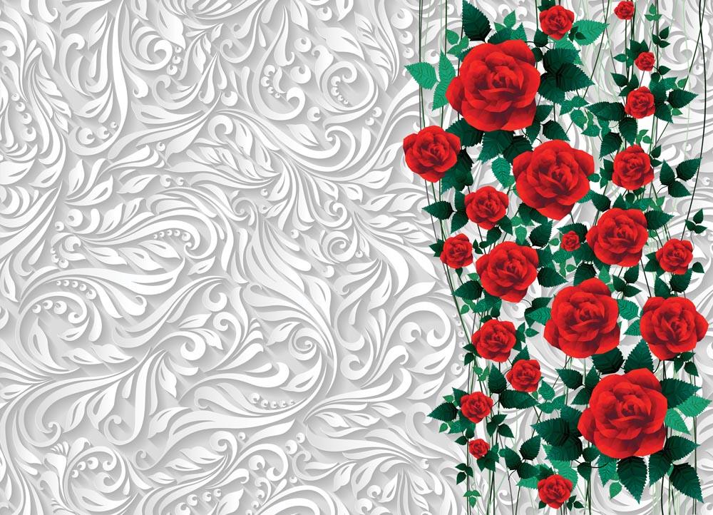Розы 3d