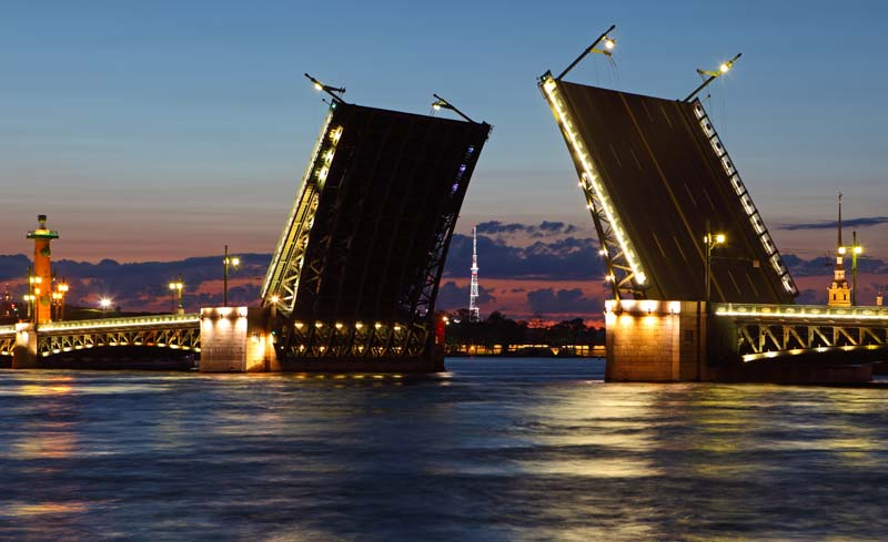 Разводной мост