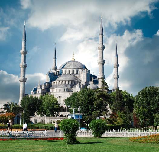 Мечеть с Стамбуле