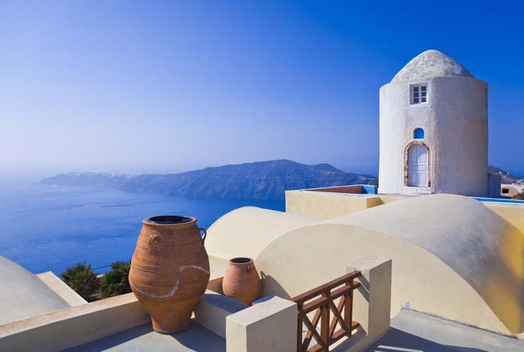 Город в Греции