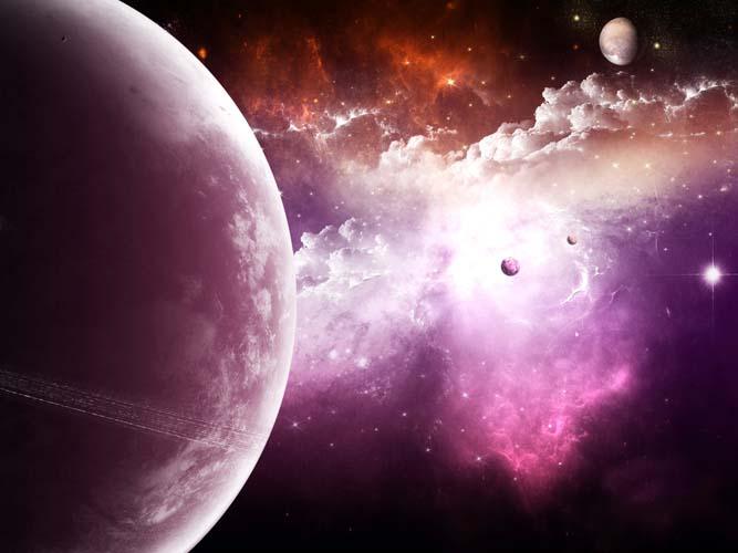 Созвездие планет