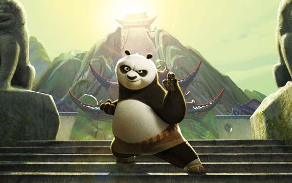 Панда Кунг Фу
