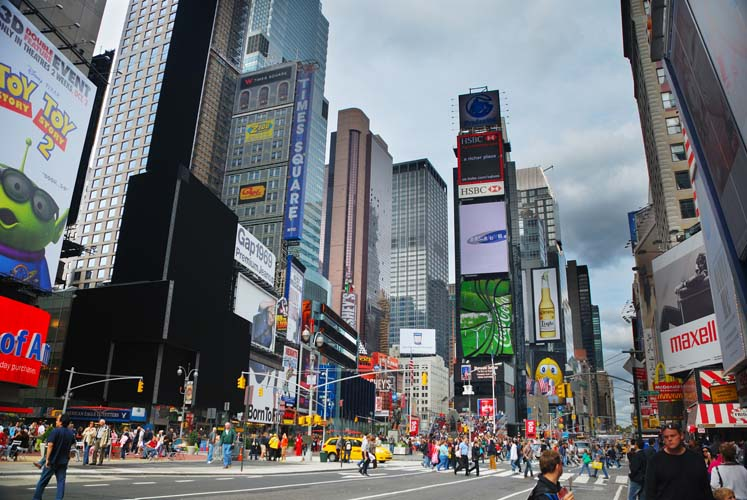 Таймс-сквер
