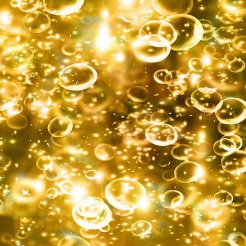 Золотые пузыри