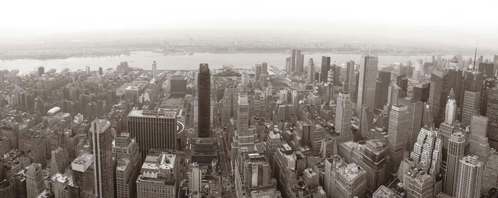 Вид на Нью Йорк