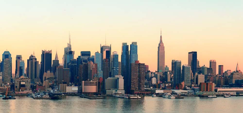 Нью-Йорк Скайлайн