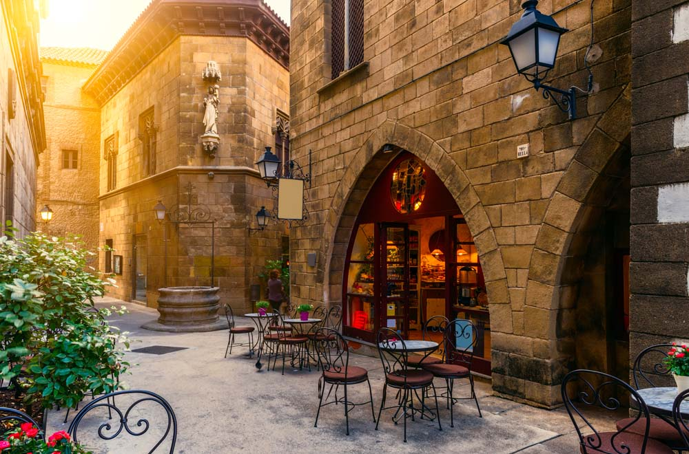 Ресторанчик в старом городе