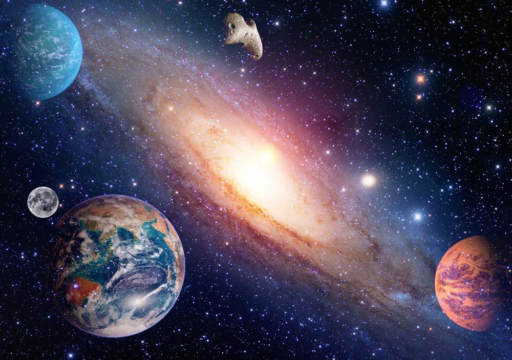 Взрыв Солнечной системы