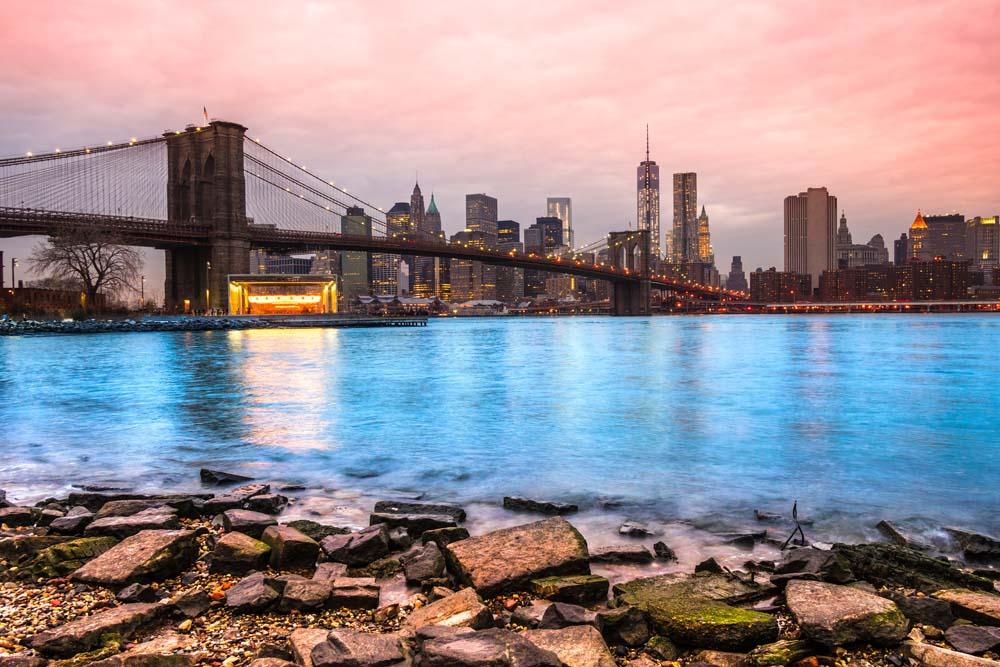 Рассвет на Манхетене
