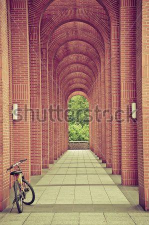 Коридор с арками