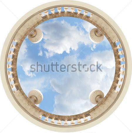 Фрескированные потолки