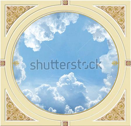 Декор на потолок