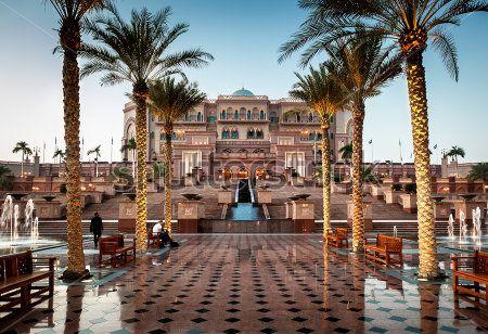 Арабский дворец