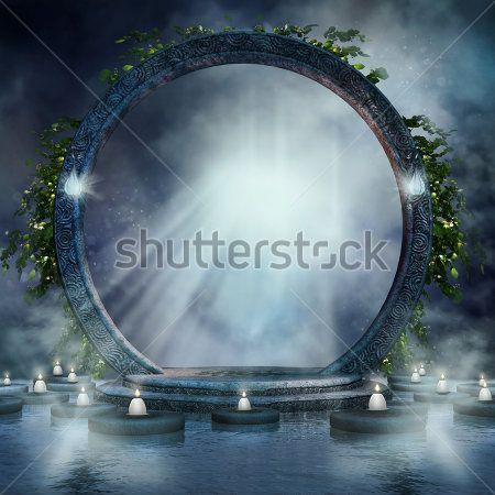 Портал на воде