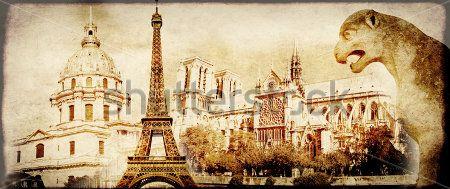 Винтажный город