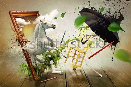 Волшебный мир живописи