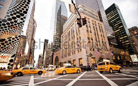 Такси Нью Йорка