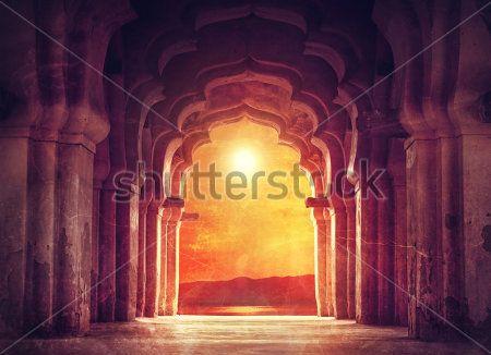 Восточная арка