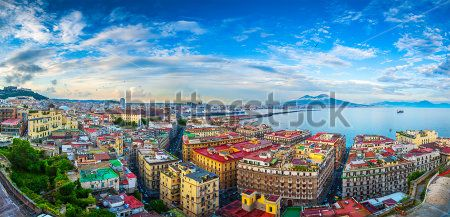 Красочный город