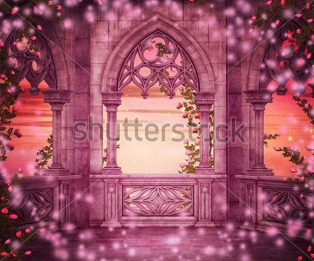 Балкон принцессы