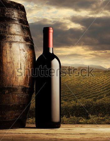 Бочонок с вином
