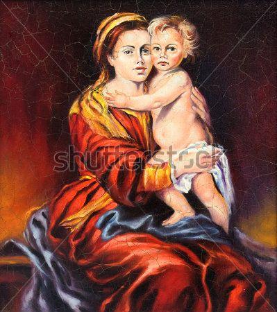Мадонна с ребенком