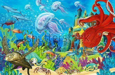 Жители моря