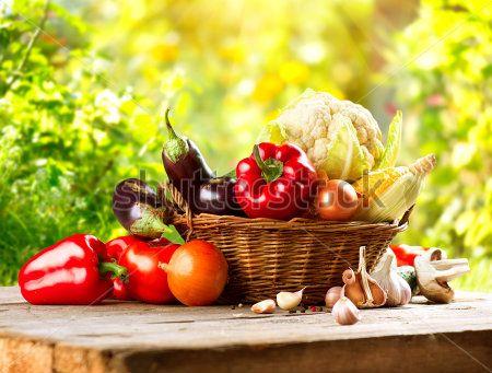Овощной натюрморт
