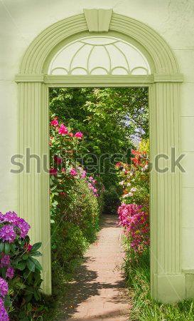 Дорожка в сад