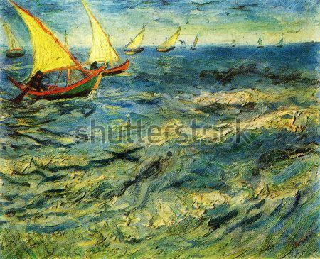 Море в Сен Мари
