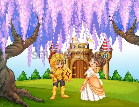 Рыцарь и принцесса