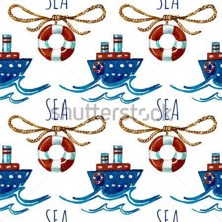 Морские атрибуты