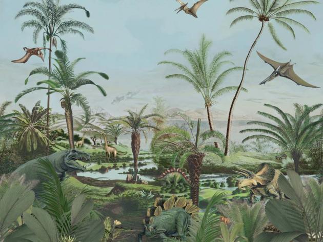 Утопия динозавров