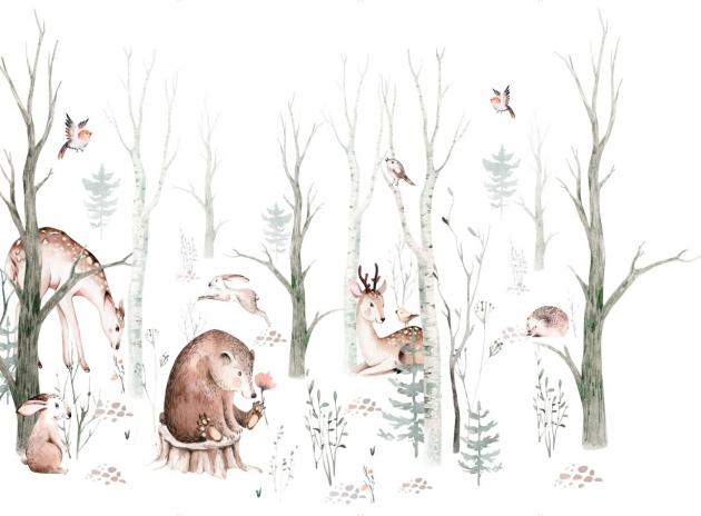 Лесной зверь