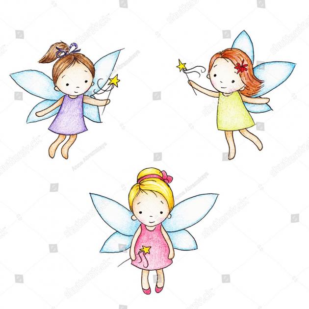 Маленькие феи