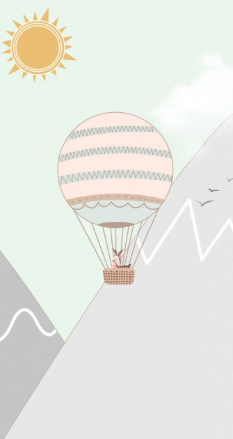 Животные на шаре