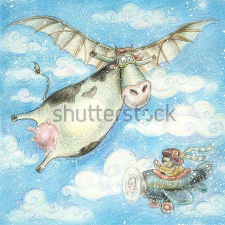 Летающая корова