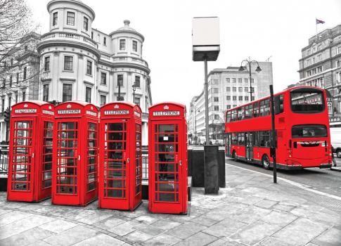 Лондон 360x260 Сатин