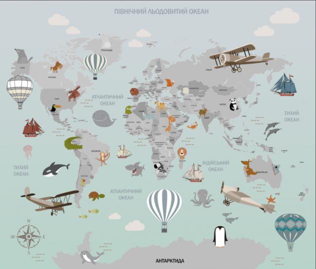 Воздушная карта