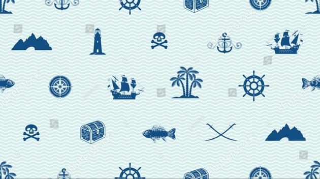 Морские символы